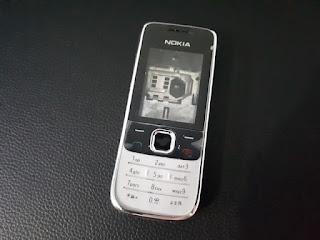 Casing Nokia 2730c 2730 Classic Fullset Keypad Tulang