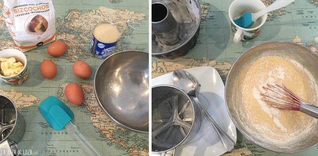 ingredientes-para-bizcocho-fácil-de-leche-condensada