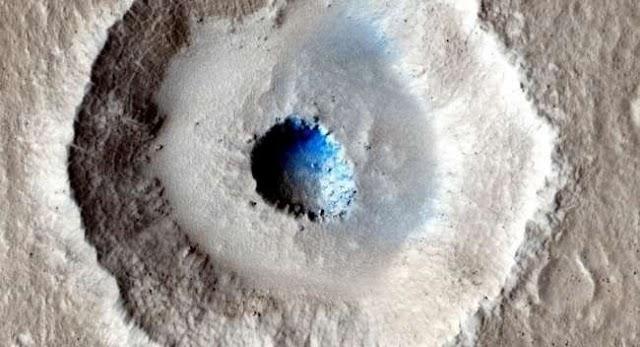 ''Göl Ağı'' hangi gezegende keşfedilmiştir?