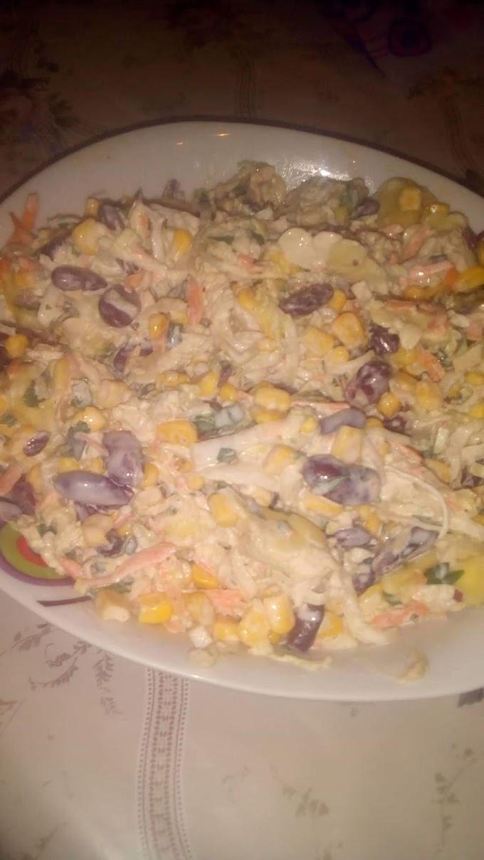 Salata sa raviolima