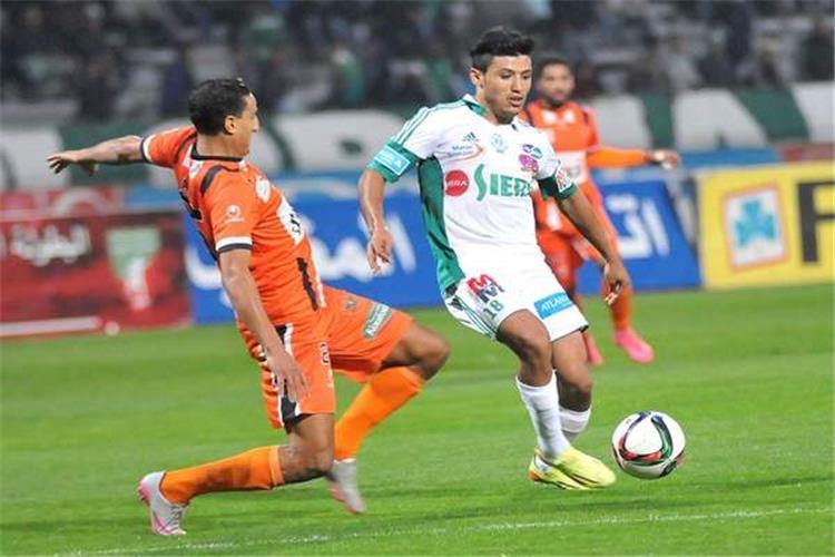 موعد مباراة الرجاء المغربي ونهضة بركان