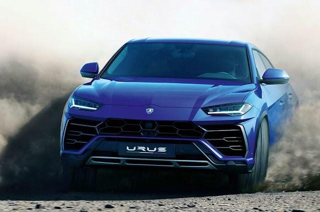Waduh, Lamborghini Urus Direcall Hanya Gara-gara Stiker!