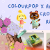 Colourpop x Animal Crossing review