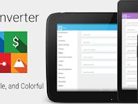 S Converter, Aplikasi Konversi Satuan Apapun dengan Cepat
