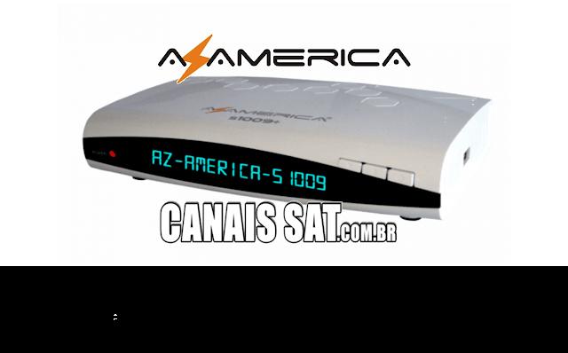 Azamerica S1009 Plus HD Nova Atualização V1.47 - 05/06/2020