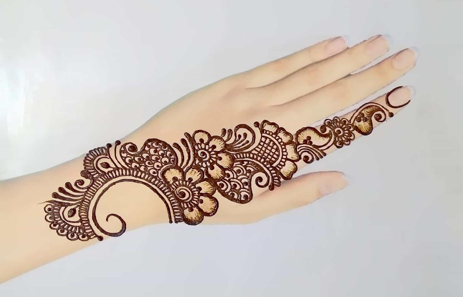 Tattoo wali Mehndi