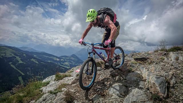 Gondeltour Mountainbike Enduro MTB Wildschönau Wörgl