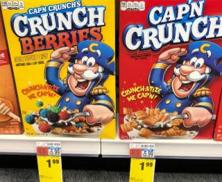 Bargains on Cereal at CVS this Week