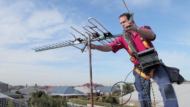 Antenista instalador técnico de Antena digital Zona Leste