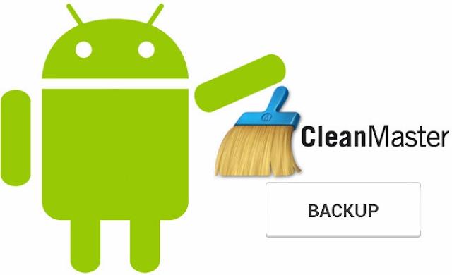 Cara Paling Gampang Backup APK Aplikasi di Android Menggunakan Clean Master
