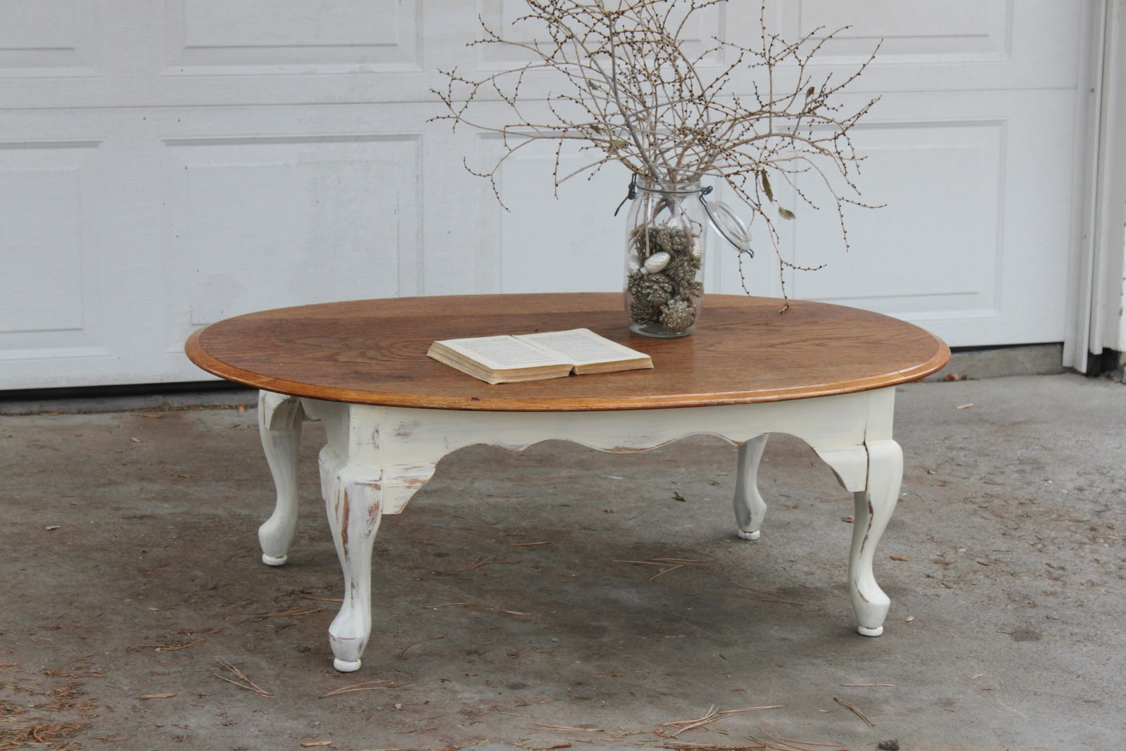 Jennifer Tillery Paint My Table Like This Shabby Chic Coffee