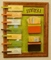 Основы планирования меню