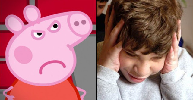 ALERT - Look Why You Should Not Let Your Children See Peppa Pig... Share It