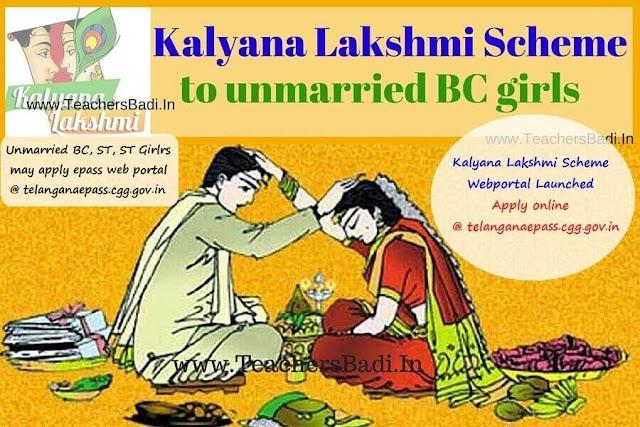 Kalyana Lakshmi,Shadi mubarak schemes,web portal telanganaepass.cgg.gov.in