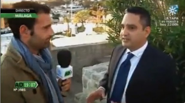The president of Torremuelle, Kamran Motamedi, is sentenced to 20 months in prison for attacking a neighbor of this urbanization