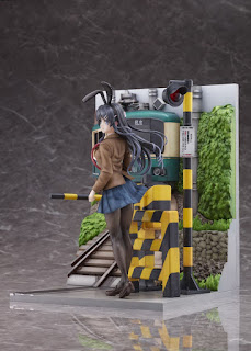 Rascal Does Not Dream of Bunny Girl Senpai – Sakurajima Mai -Enoden Ver.- , Shibuya Scramble Figure