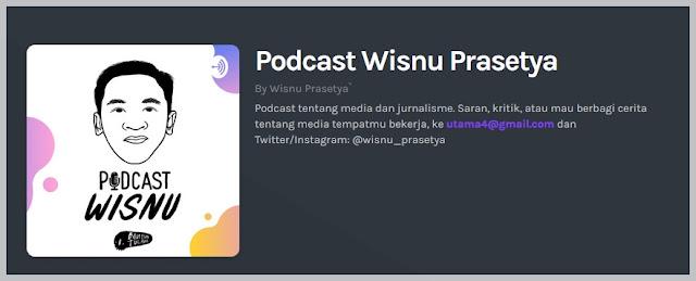 podcast wisnu prasetya