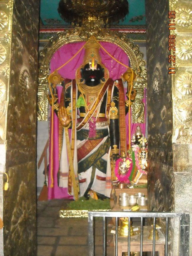 Sri Vanamutti Perumal Temple Main Deity