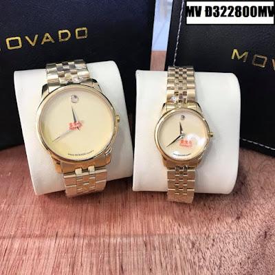 Đồng hồ cặp đôi Movado Đ322800