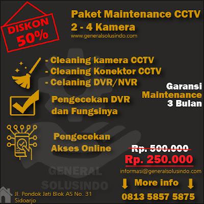CCTV Murah Kediri 2