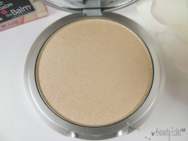 revue avis test the balm marylou manizer