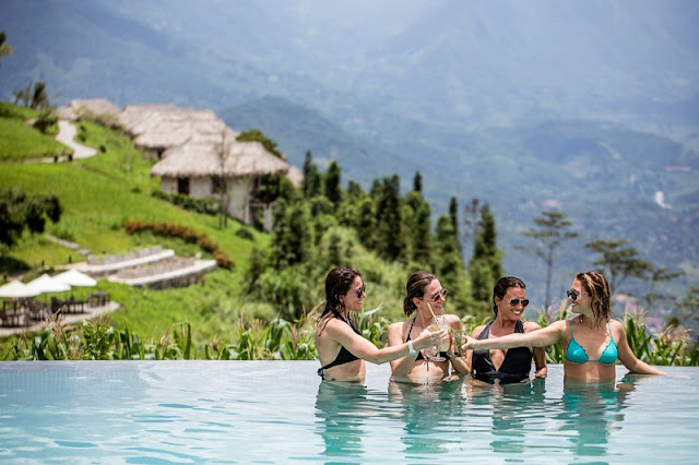 Share the most honest about the spectacular beauty of Topas Ecolodge - The pearl of Sapa 1