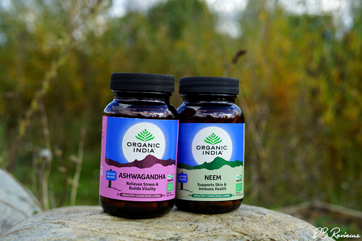 Herbal Supplements from Organic India