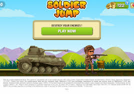 soldier jump game تحميل الجندي القفز الآن