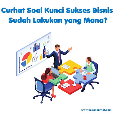 kunci sukses bisnis