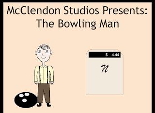 Bowling Man