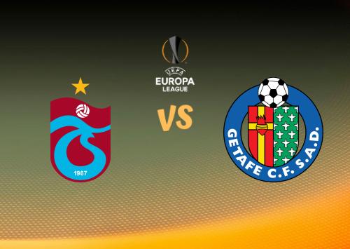 Trabzonspor vs Getafe  Resumen y Goles