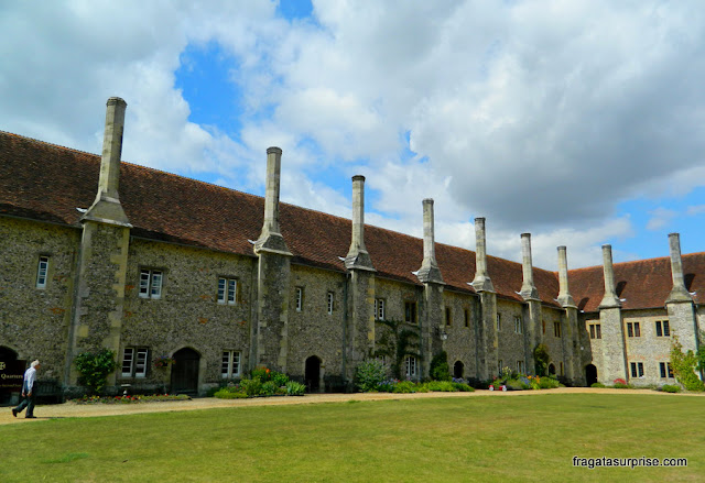 Alojamentos do Hospital of Saint Cross, Winchester