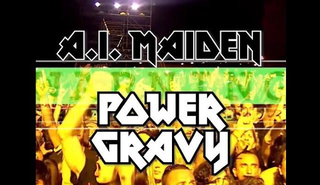 "Youtuber usa inteligência artificial para criar música ""fake"" do Iron Maiden"