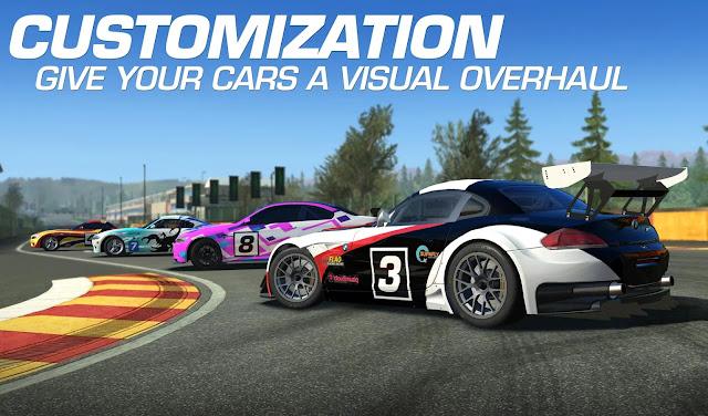 real racing 3 hile apk indir