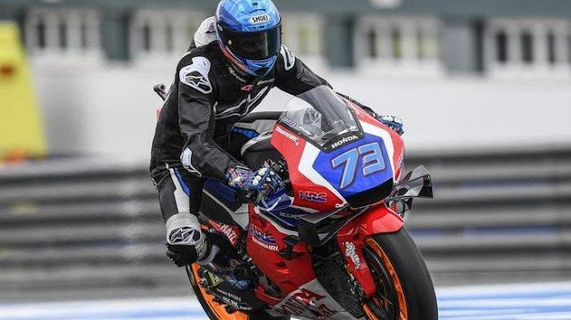 Alex Marquez Asked to Work Hard Ahead of His MotoGP Debut
