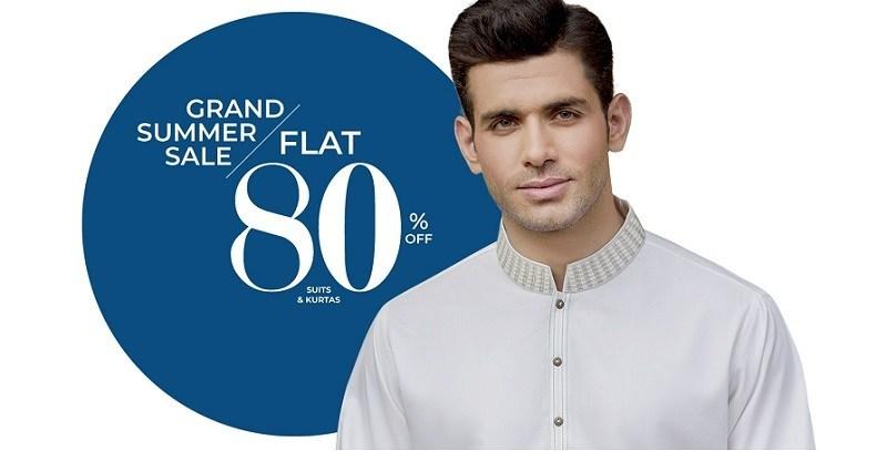 Amir Adnan Summer Sale Flat 80%