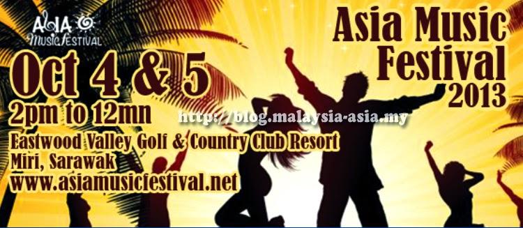 Asia Music Festival 2015