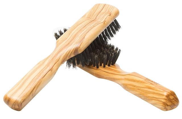Shash The Tidy Craftman Boar Bristle Hair Brush
