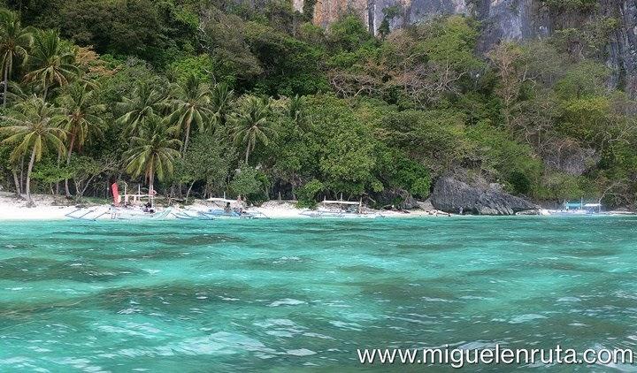 Playas-El-Nido-Filipinas