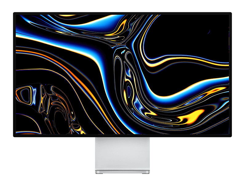 Large 32-inch display