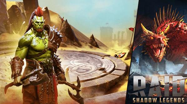 RAID: Shadow Legends Game Play