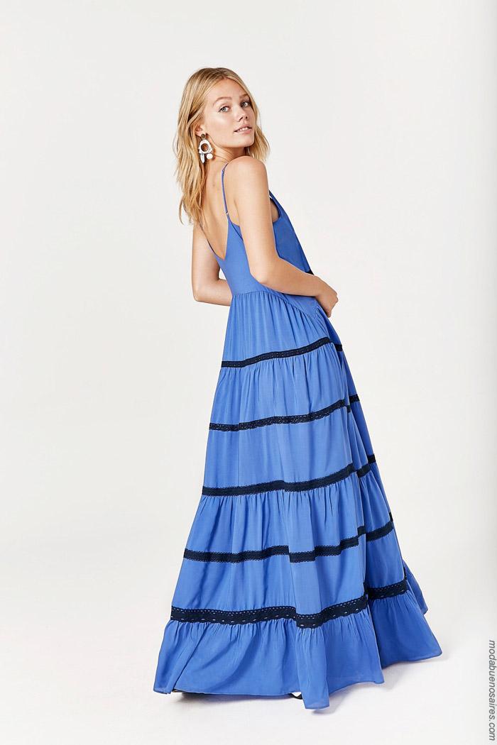 Vestidos primavera verano 2020. Moda primavera verano 2020 vestidos.