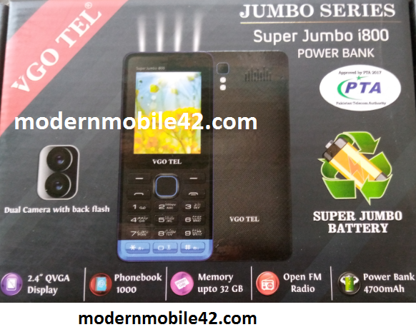 vgo tel jumbo i800 flash file Miracle Thunder