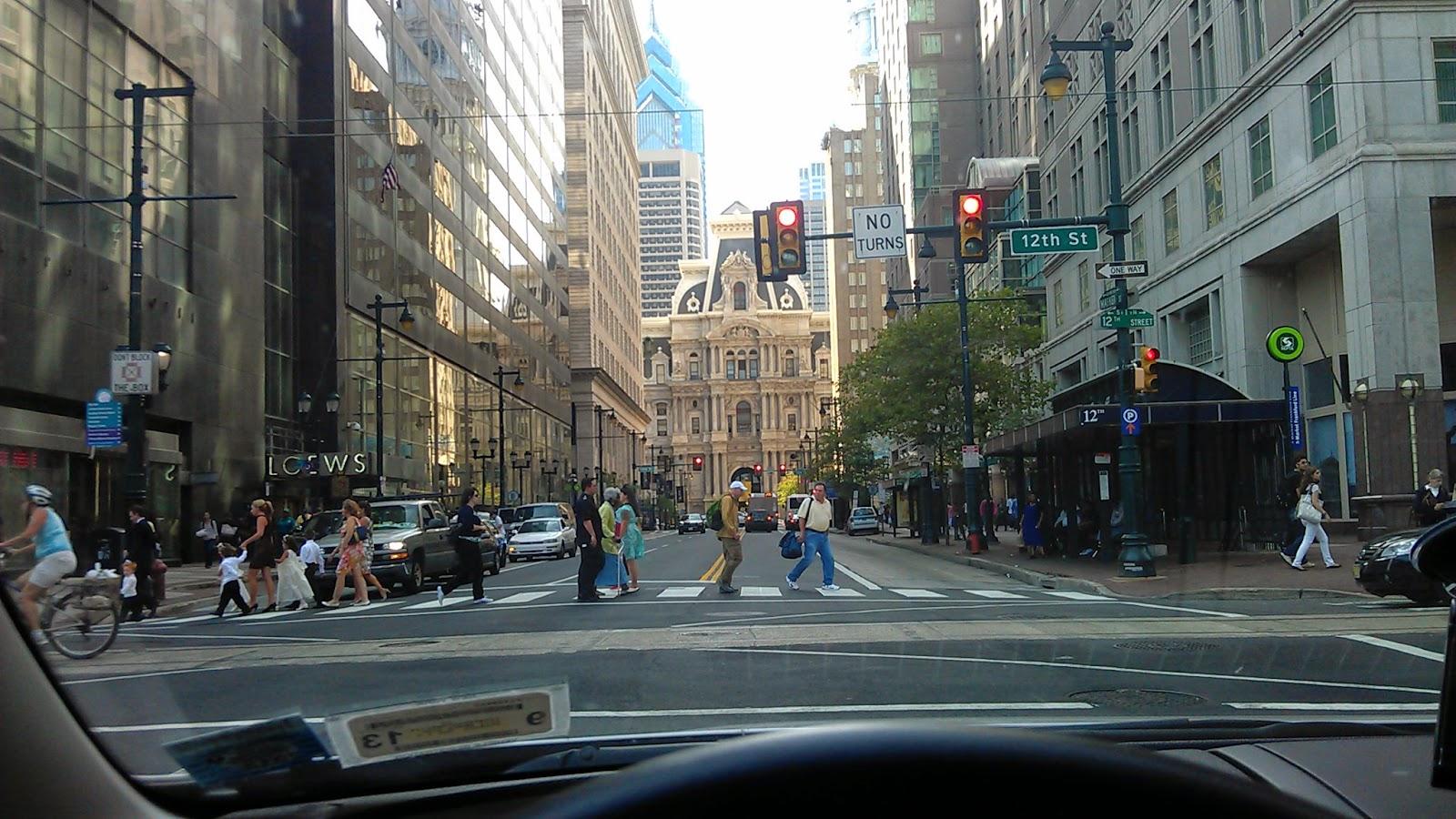 費城city hall