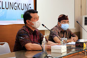Bupati Suwirta Pimpin  Rapat Tim Satgas Penanganan COVID-19