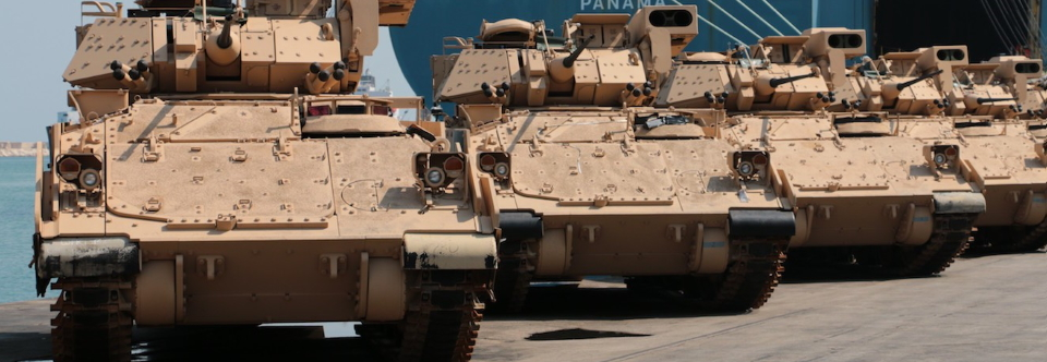 M2A2 Bradley у модифікації ODS