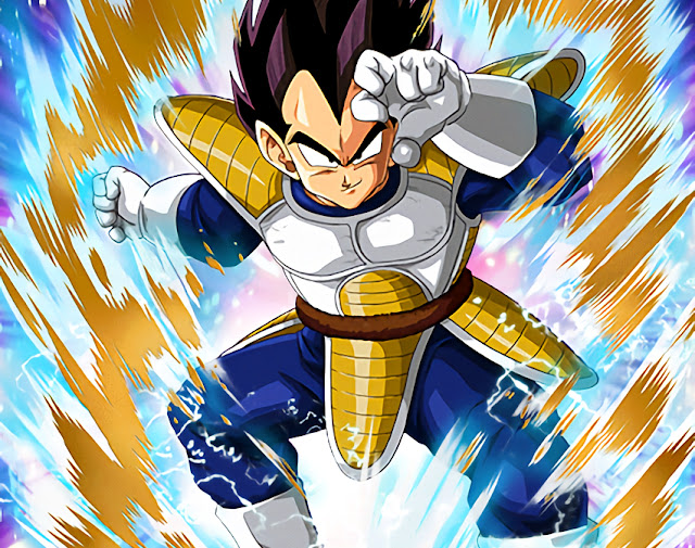 Dragon Ball: 7 curiosidades geniais sobre a armadura do Saiyajin Vegeta.