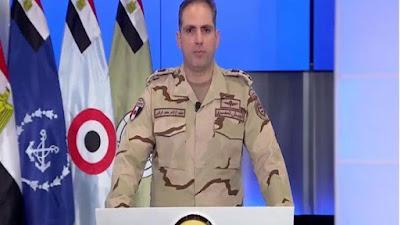 القوات المسلحة المصرية تحذر من صفحات تدعي علاقتها بها- بيان رسمي