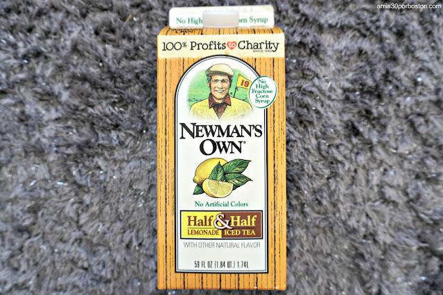 Half and Half de Newman's Own