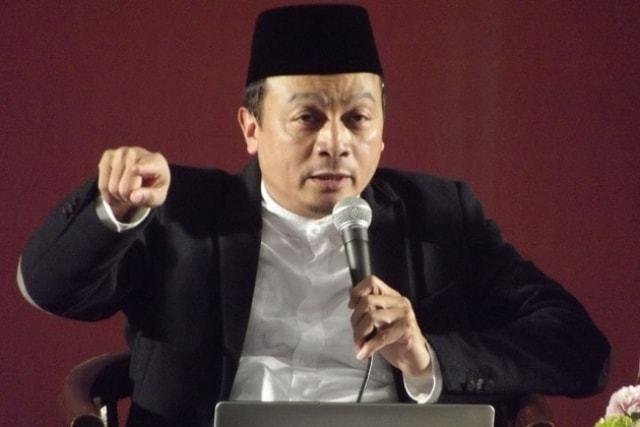"""Doa UBN di Istiqlal: """"Datangkanlah Kepada Kami Keadilan, Hancurkan Musuh-Musuh Orang yang Membenci Orang Beriman!"""""""